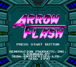 Arrow Flash