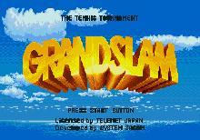 GrandSlam: The Tennis Tournament '92