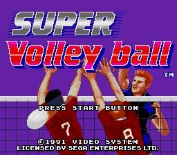 Super Volley Ball