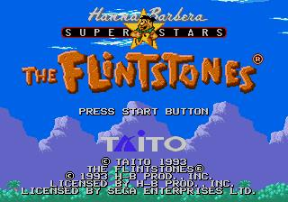 The Flintstones (Taito)