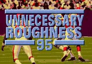 Unnecessary Roughness '95